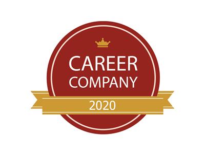 Auszeichnung Career Company 2020