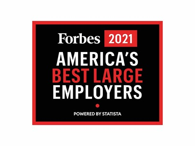 Forbes Americas Best Large Employers