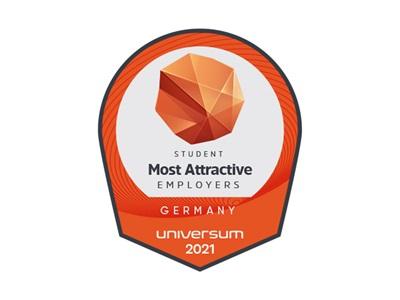 Universum Most Attractive Employer