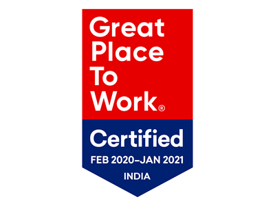 Great Place to Work India 2019