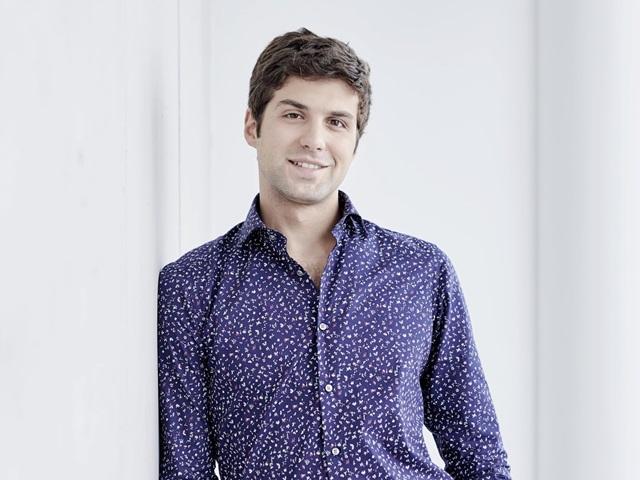 PUMA Junior Manager Riccardo Lunardon