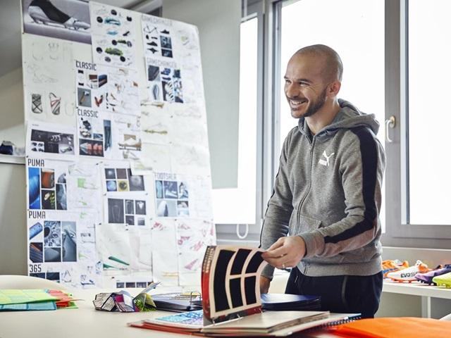 PUMA Creative Director Stefano Favaro