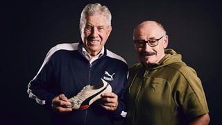 Heinz Fütterer und Helmut Fischer