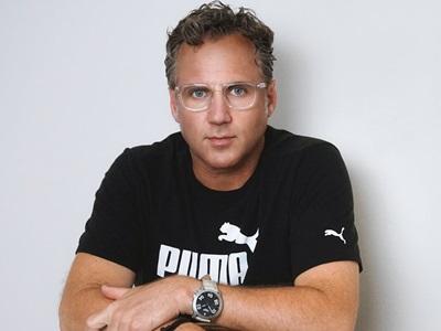 PUMA Head of Design Thom Gridley
