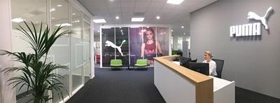 PUMA office in Benelux