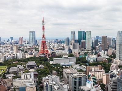 Japan Tokio Turm