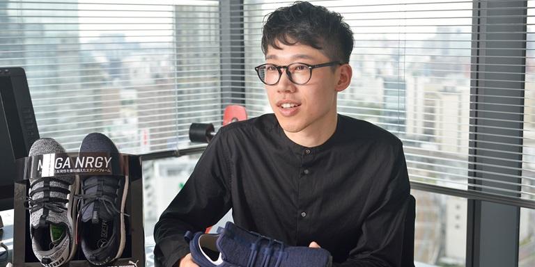 PUMA employee in Japan