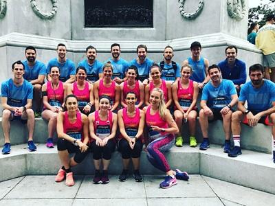 PUMA Boston team