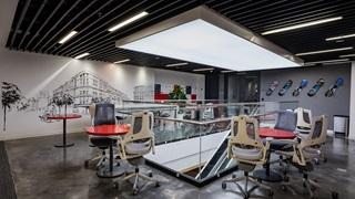 VN office area
