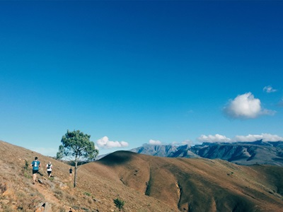 Natur in Südafrika