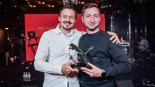 PUMA Ukraine Auszeichnung