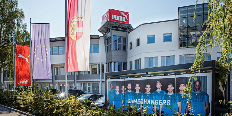 PUMA Austria office