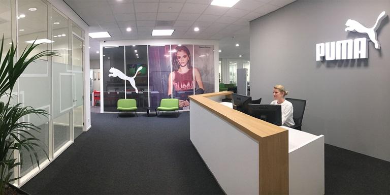 PUMA Benelux lobby