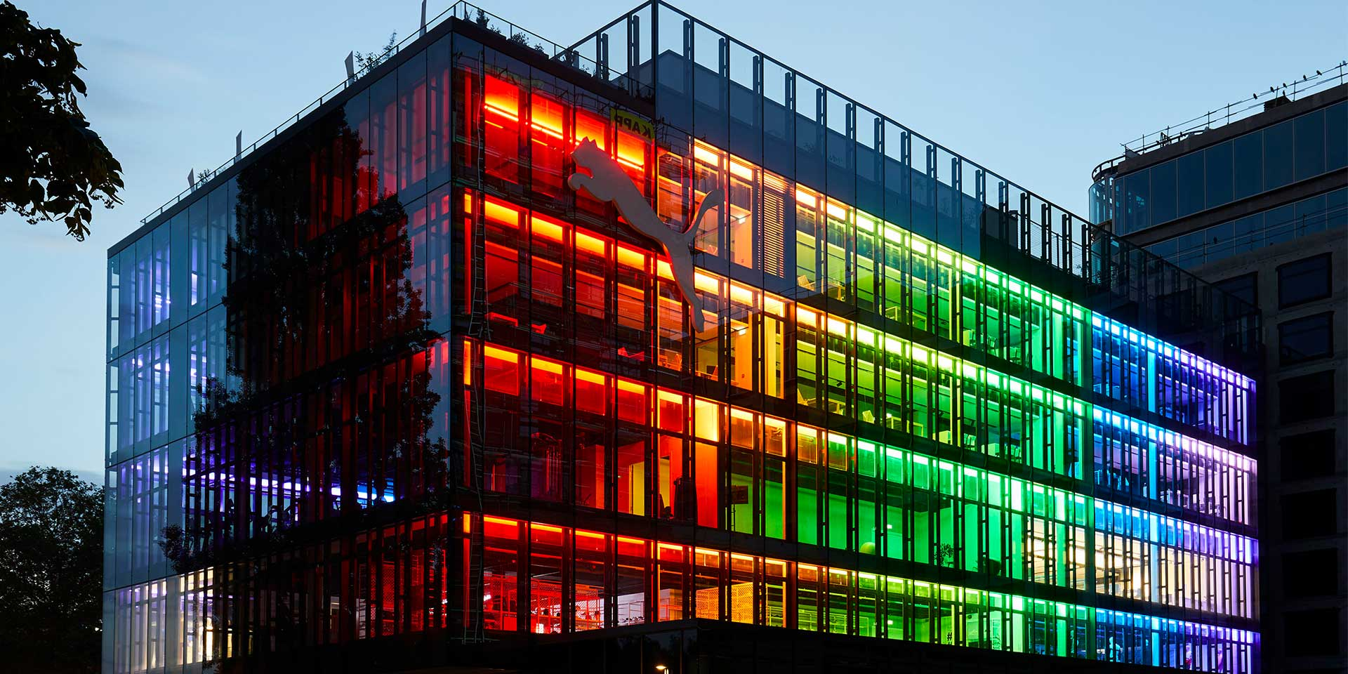 PUMA® - France office located in Strasbourg