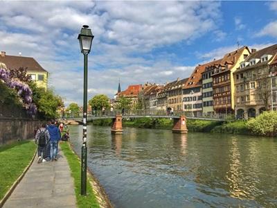 strasbourg water bikeway