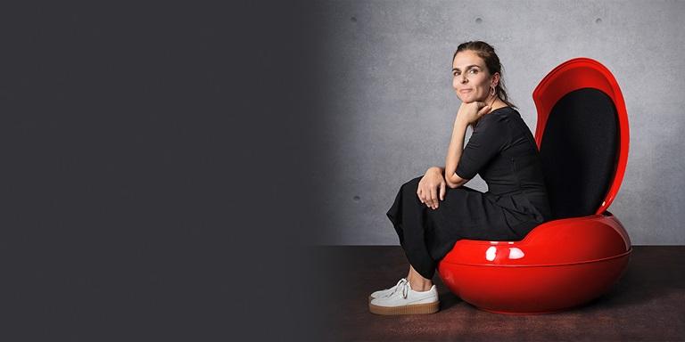 Regional Merchandising Director Maria