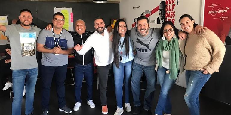 PUMA Brazil employees
