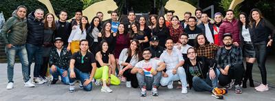 Mitarbeiter von PUMA Mexiko