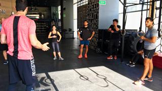 PUMA Mexico employees training