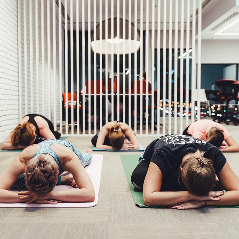 Puma Russland Yoga