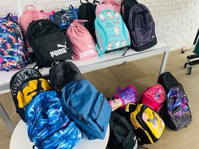 Puma Russia Backpacks