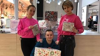 Community involvement PUMA Russia Ural