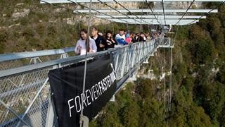 российский мост работников
