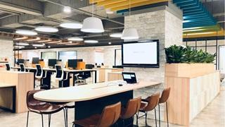 PUMA Taiwan Büroräume