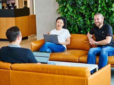 Internal Audit Team Coffee Bar