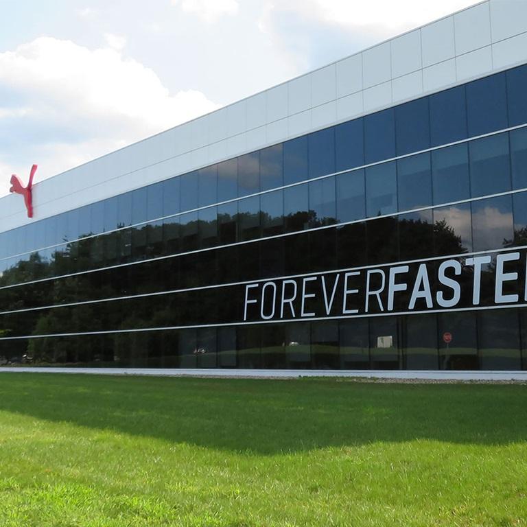 PUMA Büro in Westford, USA
