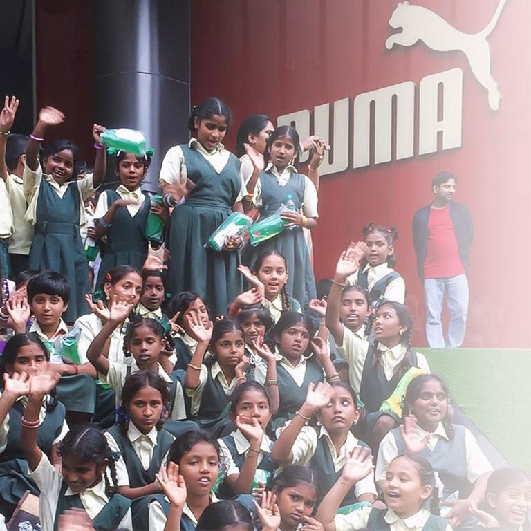 PUMA Smile Foundation