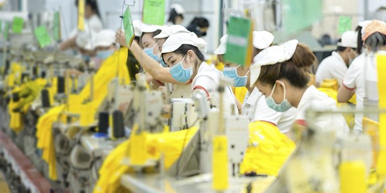 PUMA Factory Workers in Vietnam