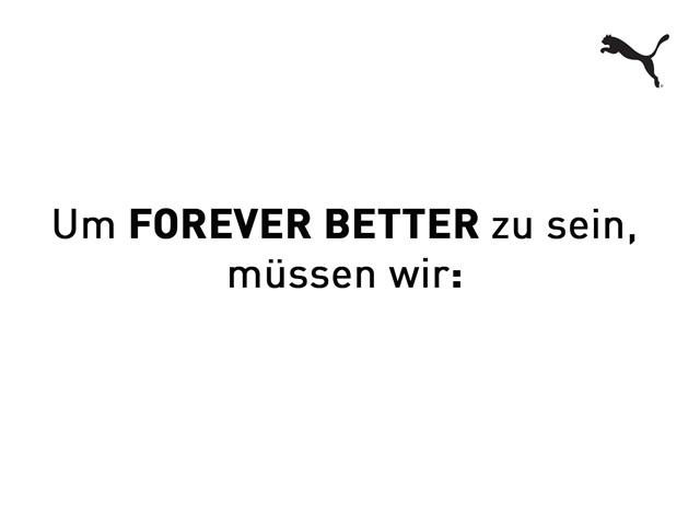 Forever Better