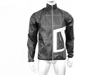 EVO Trg Jacket in black