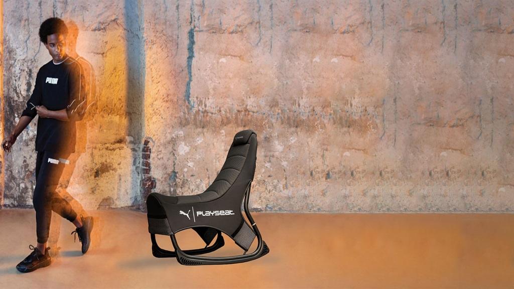 PUMA Playseat Gaming Seat
