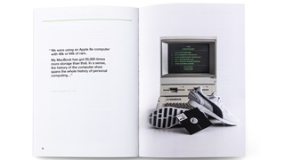 Statement des Entwicklers des RS Computer Schuhs
