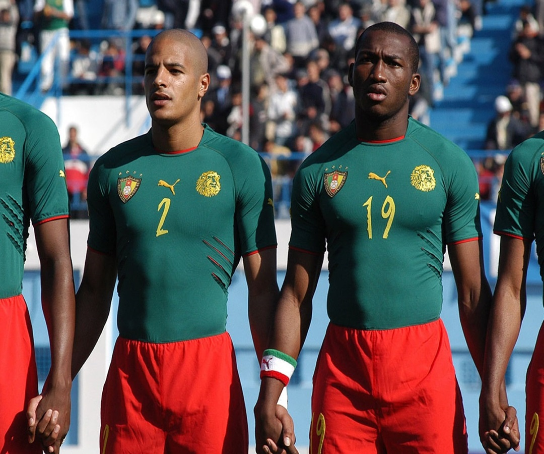 Nationalteam Kamerun