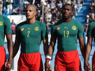 Nationalteam Kamerun