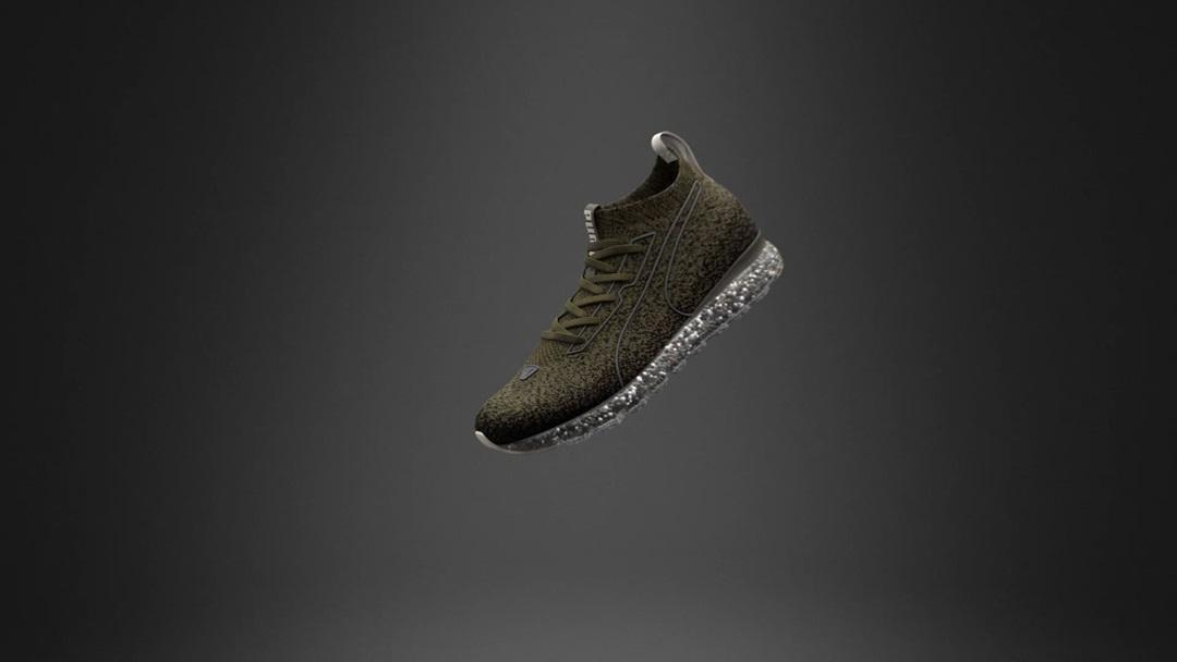 Running Jamming Tech shoes