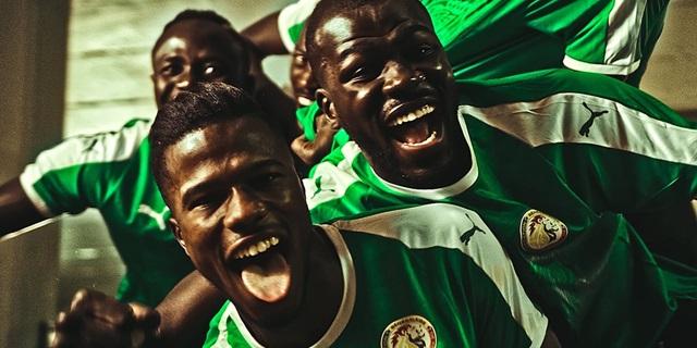 Fußball Senegal