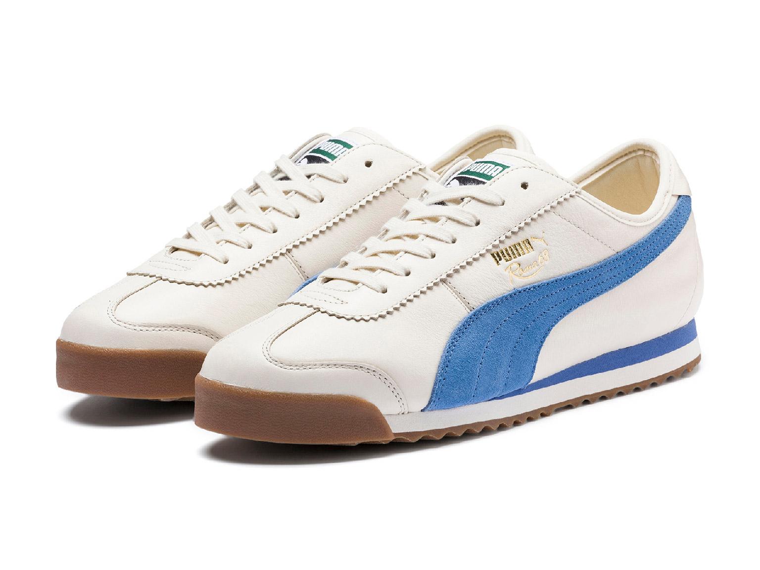 PUMA® - PUMA revives the heritage ROMA sneaker