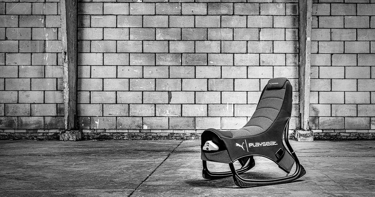 PUMA® - PUMA and PLAYSEAT revolutionize seating to make gaming active