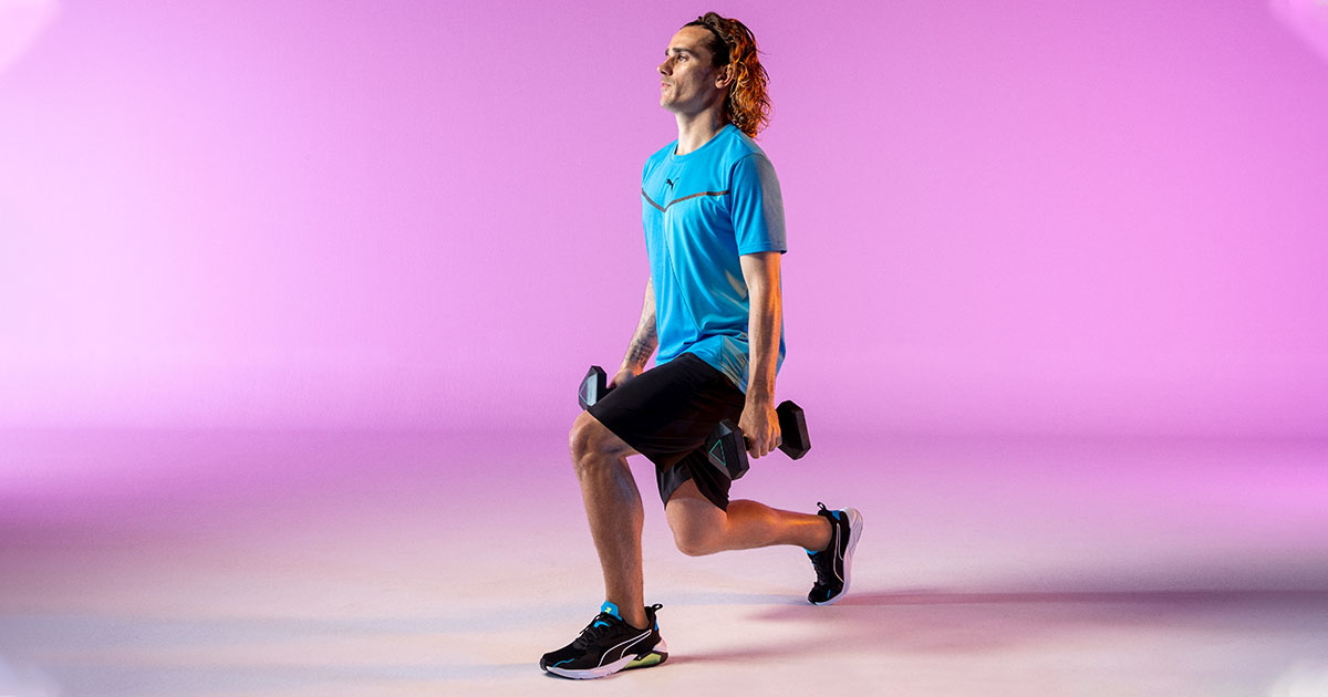 PUMA® - PUMA'S NEW LQDCELL METHOD IS READY FOR ANY EXPLOSIVE WORKOUT