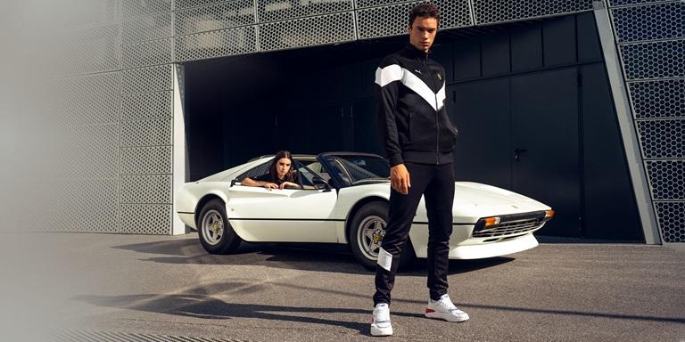 Puma Puma Heats Up The Grid With Scuderia Ferrari Collection Spring Summer 2021