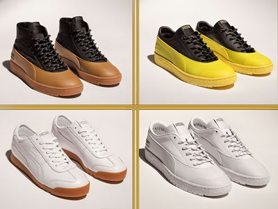 PUMA Maison Kitsune Collection 3 Models