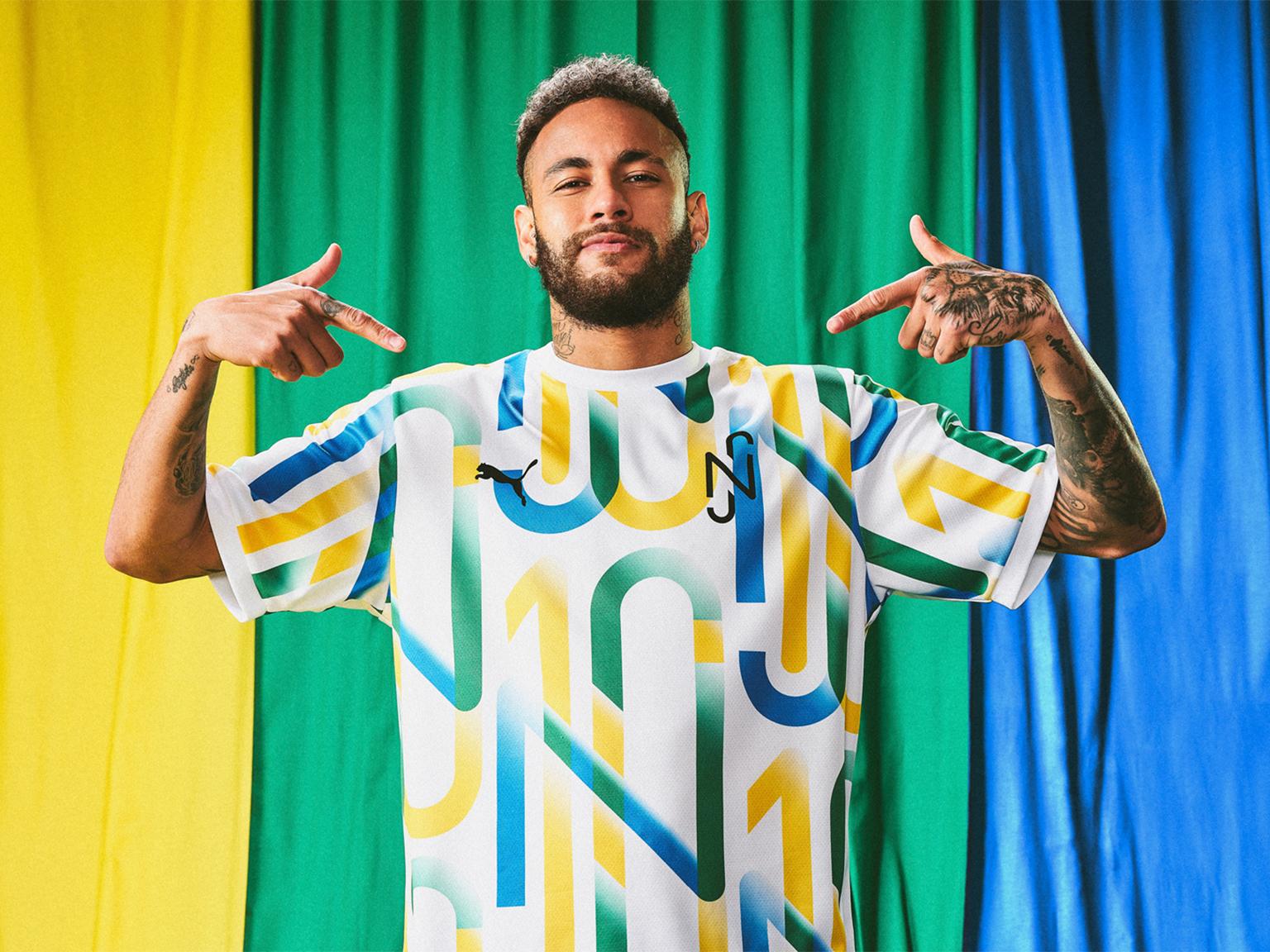 PUMA® - PUMA DROPS NEW NJR BRAZIL COLLECTION