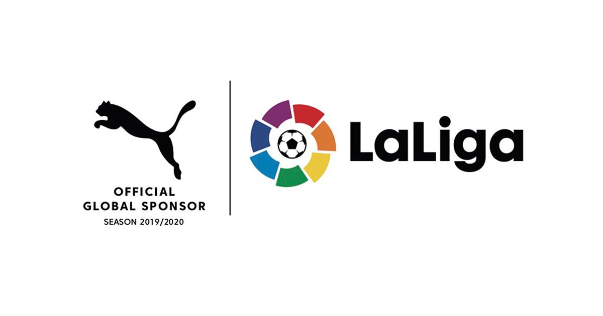 PUMA® - PUMA becomes Official Partner of Spanish Football League ...