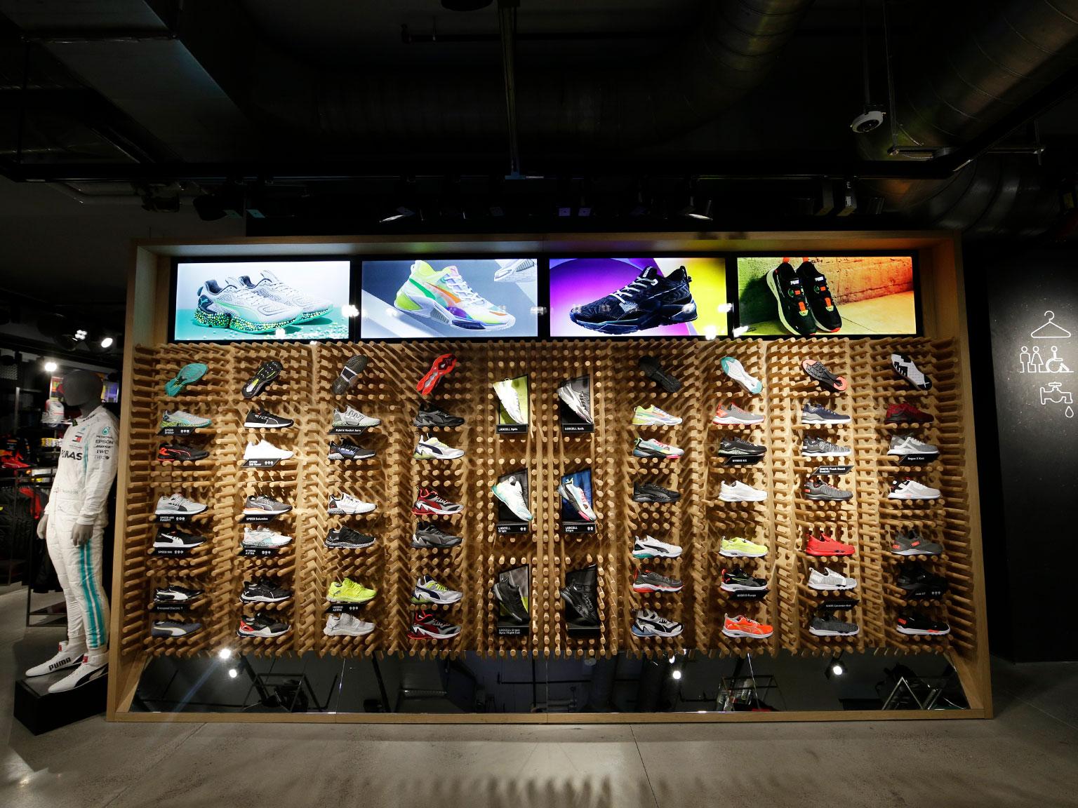PUMA® - PUMA's new New York City Flagship Store seamlessly ...
