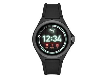 PUMA Smartwatch in black