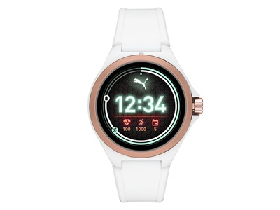 PUMA Smartwatch in white